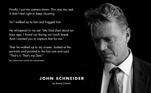 ... died about an hour ago. - John Schneider [1220 x 754] ( i.imgur.com