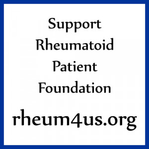 Help Find A Cure & Provide Support for Rheumatoid Arthritis Patients