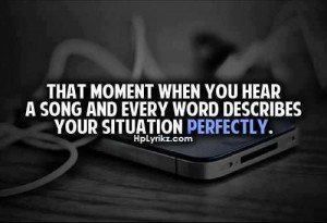 music, quotes, song, text - image #533248 on Favim.com, 500x342 in 18 ...