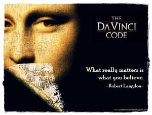 THE DA VINCI CODE [2006]
