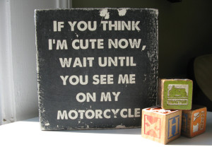Funny Motorcycle Picture Quotes Sayings