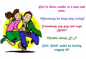 View bigger - Pinoy Jokes for Android screenshot