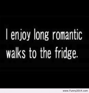 Funny romantic quote 2014