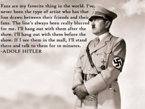 Taylor Swift/Hitler Quotes