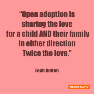 Open Adoption Quotes