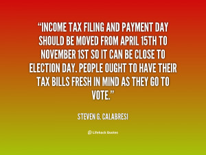 Taxes Quotes and Sayings