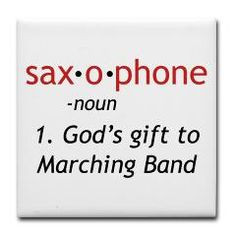 Saxophones Tile, Tile Coasters, Life Grand