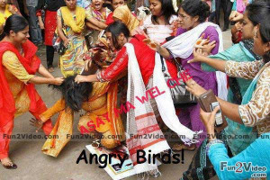 Watch indian girls fight which is very funny and this indian funny ...