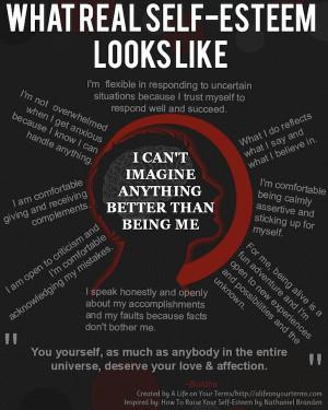 self esteem 2