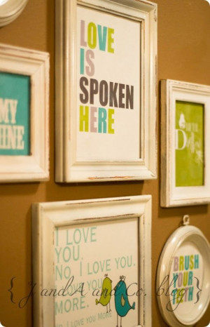 Quotes & Bathroom Printables download's