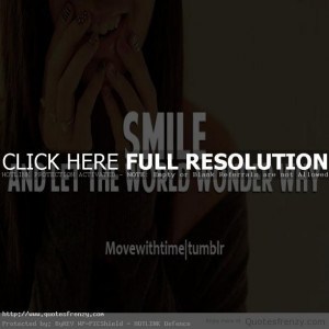 terms swag quotes about smile swag quote about smile swags about smile ...