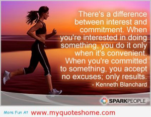 ... It Only When It's Convenient…. - Kenneth Blanchard ~ Sports Quote
