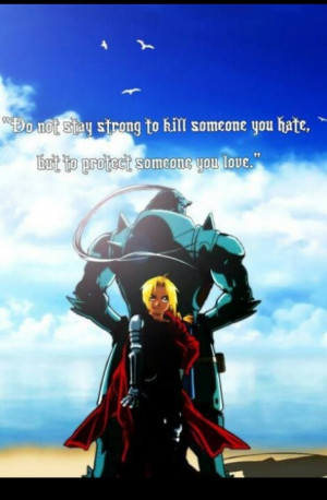 Anime Quotes About Hate (10)