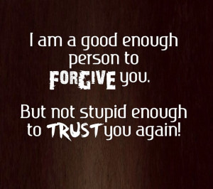 Quotes On Trusting God Quotes About Trust Issues and Lies In a ...