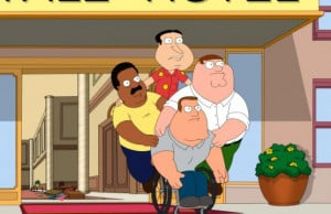 of Cleveland. We never really missed the guy when he left Family Guy ...