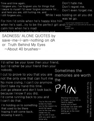 sad and lonely quotes by save-me-i-am-nothing