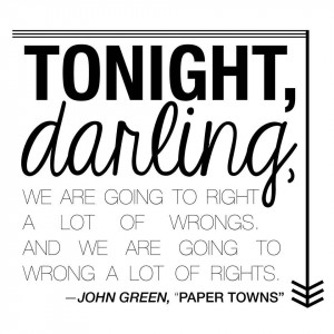 ... who loves you paper towns quotes tumblr quotes paper towns quotes