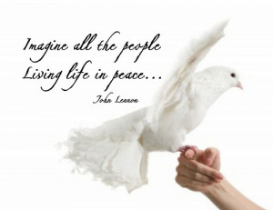 John Lennon Imagine Quotes