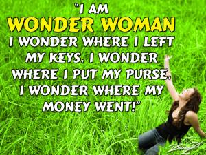 Wonder Woman And Super Man