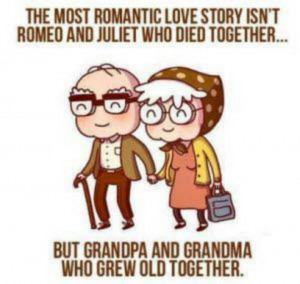 someone you Love. I learned many, many things from my grandparents ...