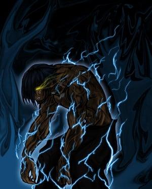inner demon... PAPERCUTZ lv.2 by jamed913