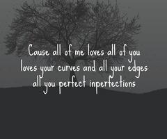 All Of Me John Legend Lyrics Quotes All of me - john legend