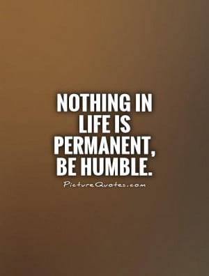 Humble Quotes