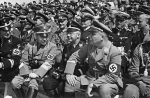 Himmler Writes to Bormann on Germany's Handling of Quarter-Jews Hot