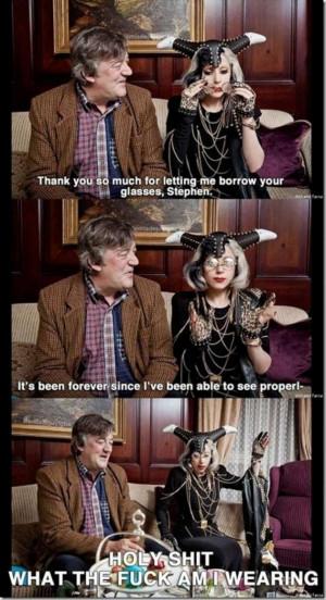 Funny Lady Gaga Compilation