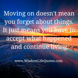 Mean Quotes About Moving On