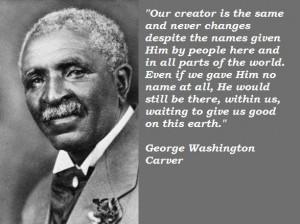 George washington carver famous quotes 5