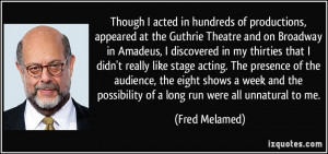 Broadway Shows quote #3