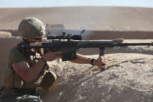 Marine Force Recon Scout Snipers