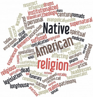 Tag Archives: Native American religion