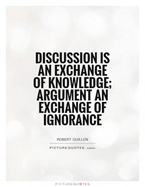 Argument Quotes