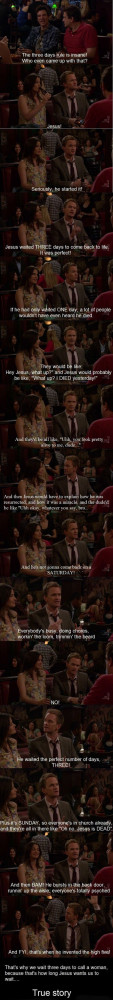 by Barney Stinson. Barneys Stinson, High Five, Three Day, With, Quote ...