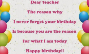 Happy Teachers Day 2014 Cards for Principal