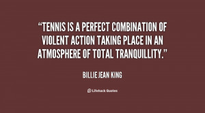 Inspirational Quotes About Tennis