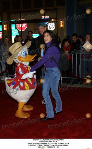 John Tesh Picture Disney California Adventure Park Grand Opening in