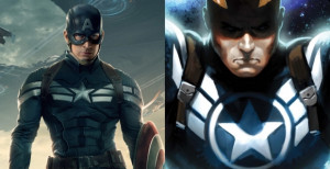 America Winter Soldier Secret Avenger Easter Egg Captain America ...