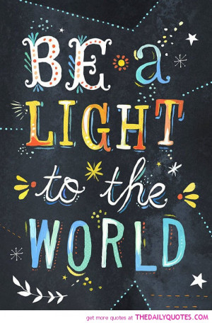 light inspirational quotes and poems quotesgram