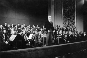 1951, Orchestre Philharmonique de Vienne, Festspielhaus de Salzbourg