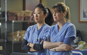 ... beniamine – Meredith e Cristina – le regine di Grey's Anatomy
