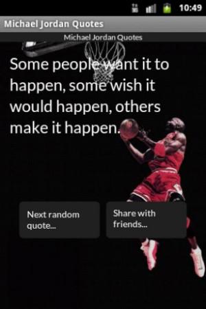 View bigger - Michael Jordan Quotes for Android screenshot