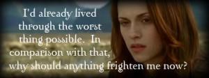 Bella Swan Twilight Film Quotes #1