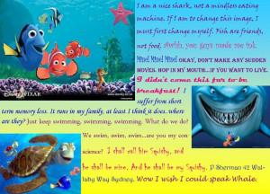 Finding Nemo quotes