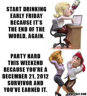 Funny Pictures Pics Attachment End The World Quotes