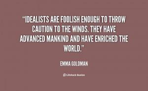 Anarchist Quotes Emma Goldman Clinic