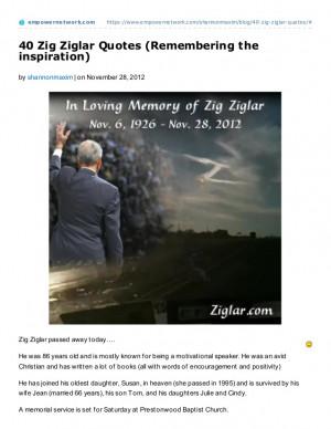 40 zig ziglar quotes