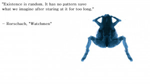 Watchmen Rorschach Quotes